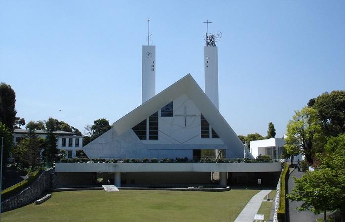山口ザビエル記念聖堂