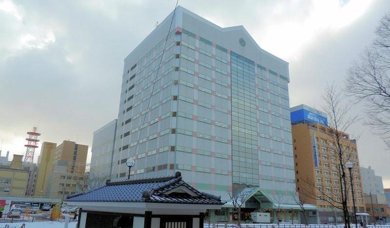 秋田県総合生活文化会館アトリオン